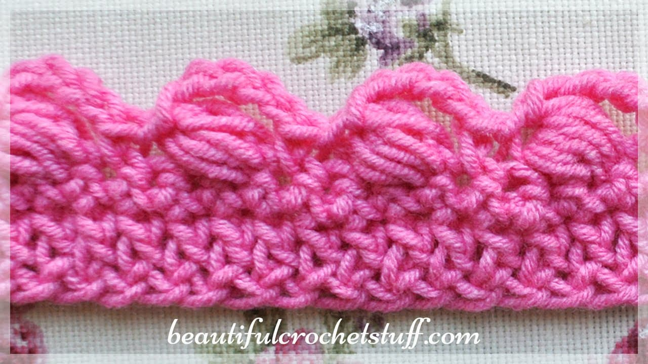 10 Amazing Free Crochet Edging patterns you will love! • Simply ... | 720x1280