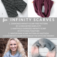10-Free-Infinity-Scarf-Patterns-Crochet-Roundup-Oombawka-Design