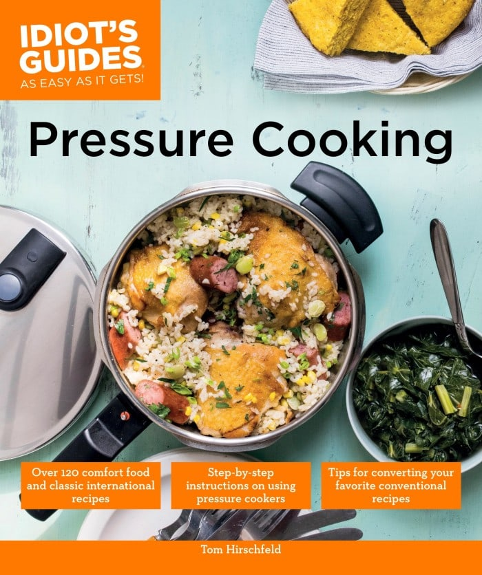 Pressure Cooking Idiot's Guides Book Review