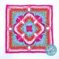 Cheers by Polly Plum Featured at Free Pattern Friday at Oombawka Design