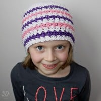 Sweetly Serene Hat – Free Pattern