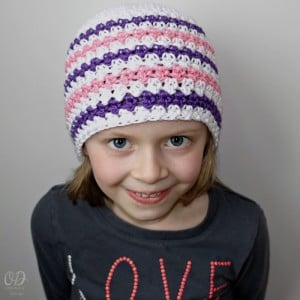 Sweetly Serene Hat Pattern