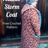 Feather Storm Coat Krazy Kabbage Featured at Wednesday Link Party 340