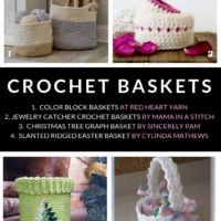 Free-Crochet-Basket-Patterns-Roundup-at-Oombawka-Design-Crochet