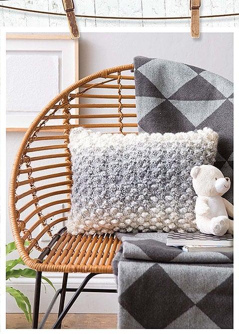 Modern Baby Nursery Pillow