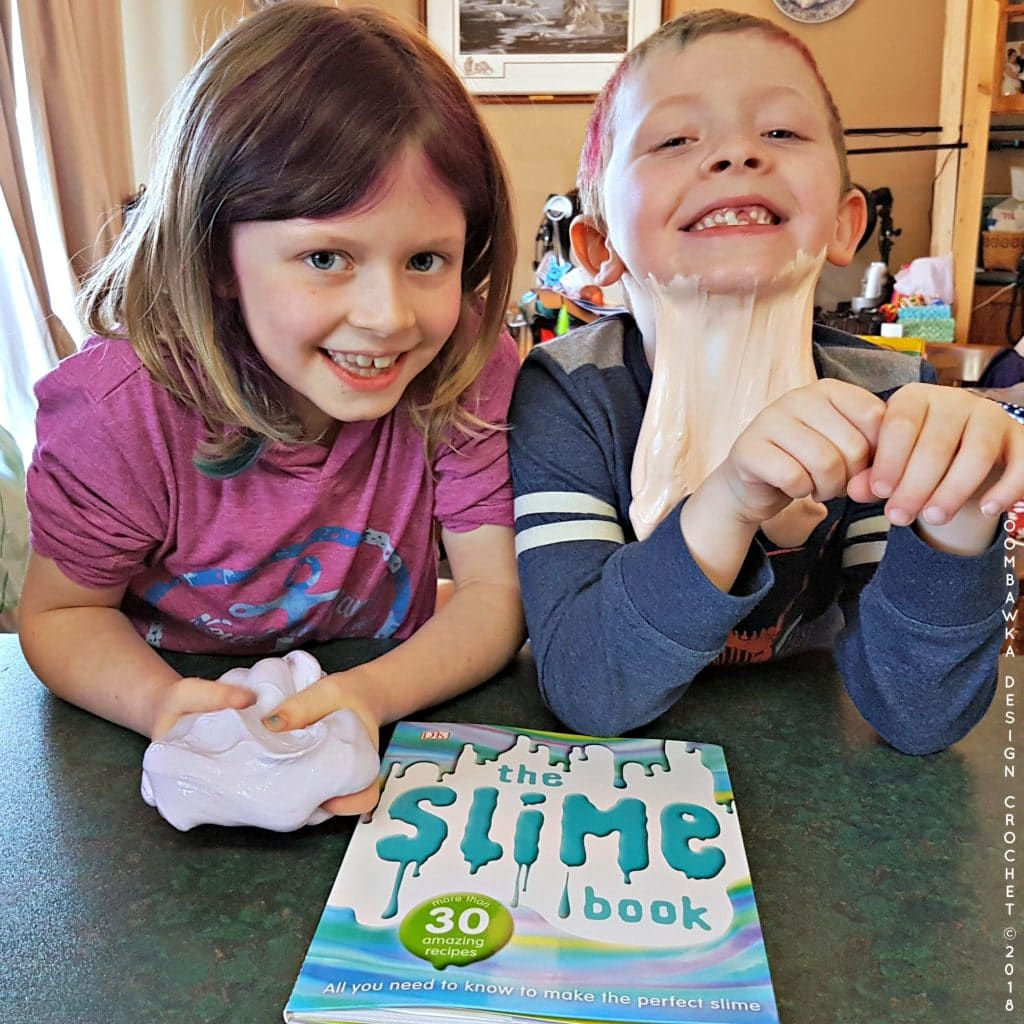 The Slime Book - oombawkadesigncrochet