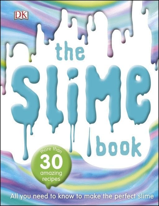 The Slime Book Cover - DK Canada - Book Review Oombawka Design