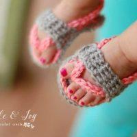 Baby Strap Flip Flop Sandals