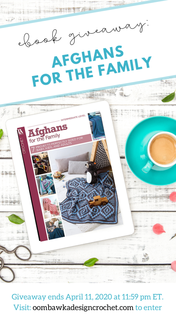 Afghans for the family ebook giveaway ends april 11 2020