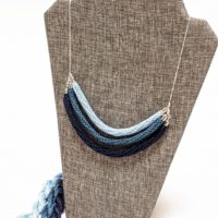 ET_TripleStrandNecklace Featured at Wednesday Link Party 341