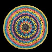 Kinship Mandala Pattern - Featured at Free Pattern Friday - Oombawka Design