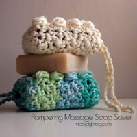 Pampering Massage Soap Saver by Tamara Kelly