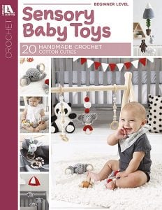 Sensory Baby Toys Leisure Arts book review Rhondda Mol