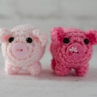 Pig Bitty Bumble by Crochet 365 Knit Too