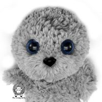 FEATURED: Salty the Seal Free Crochet Pattern | The Loopy Lamb