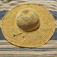 Hometown Honey Sunhat Pattern