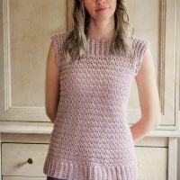 Lavender Shell Pattern by Lisa van Klaveren