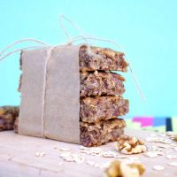 Self Made Cereal Bars - Featured Wednesday Link Party
