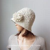Soft Cotton Sunhat Pattern