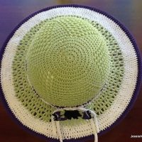 Star Sun Hat Pattern
