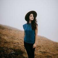 Wandering Free Summer Top by Jennifer Pionk