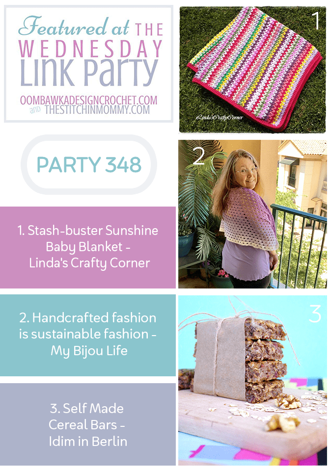 Wednesday Link Party 348 Features