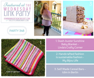 Wednesday Link Party 348 - Features