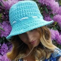 Let the Sun Shine Sun Hat Pattern
