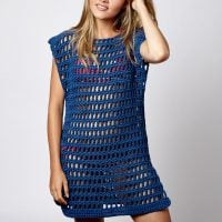 Beachy Keen Cover Up Pattern