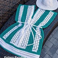 Weekender Tunic and Beach Cover Up Pattern