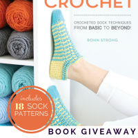 Step Into Crochet – Interweave – Review