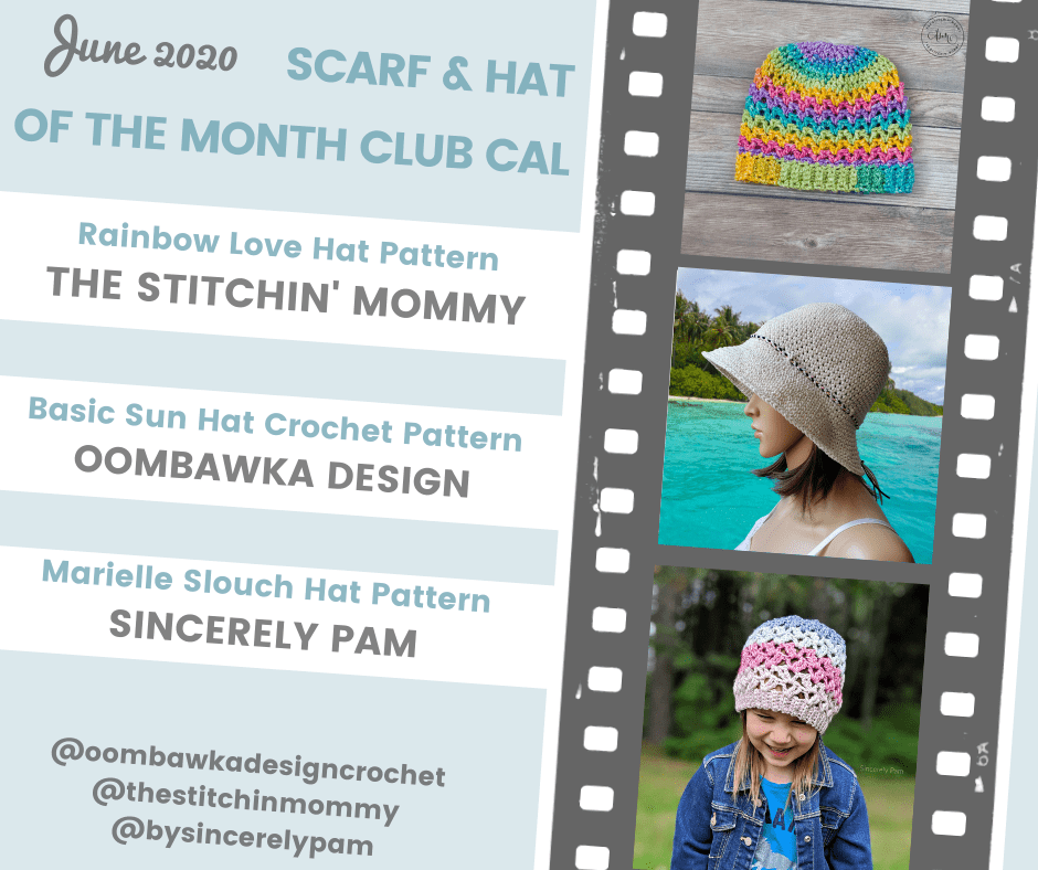 June 2020 Hat of the Month Club 2020