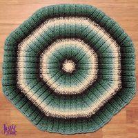 Mossy Oaks Rug Pattern