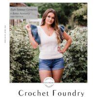 Crochet Foundry Summer Digital magazine