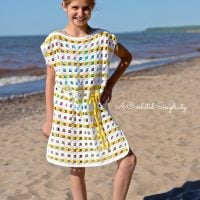 Sunny Days Beach Cover-Up Pattern
