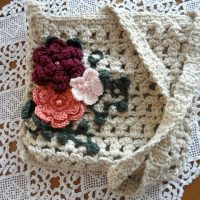 Tuscan Window Bag Pattern Featured at Wednesday Link Party 354