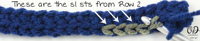 Where the Stitches are from R2 | | Rib Stitch Tutorial @OombawkaDesign