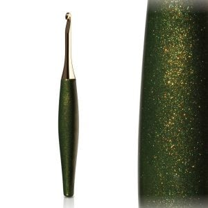 Furls Gold Plated Odyssey Green Hooks