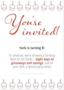 Furls Crochet Hooks Birthday Bash