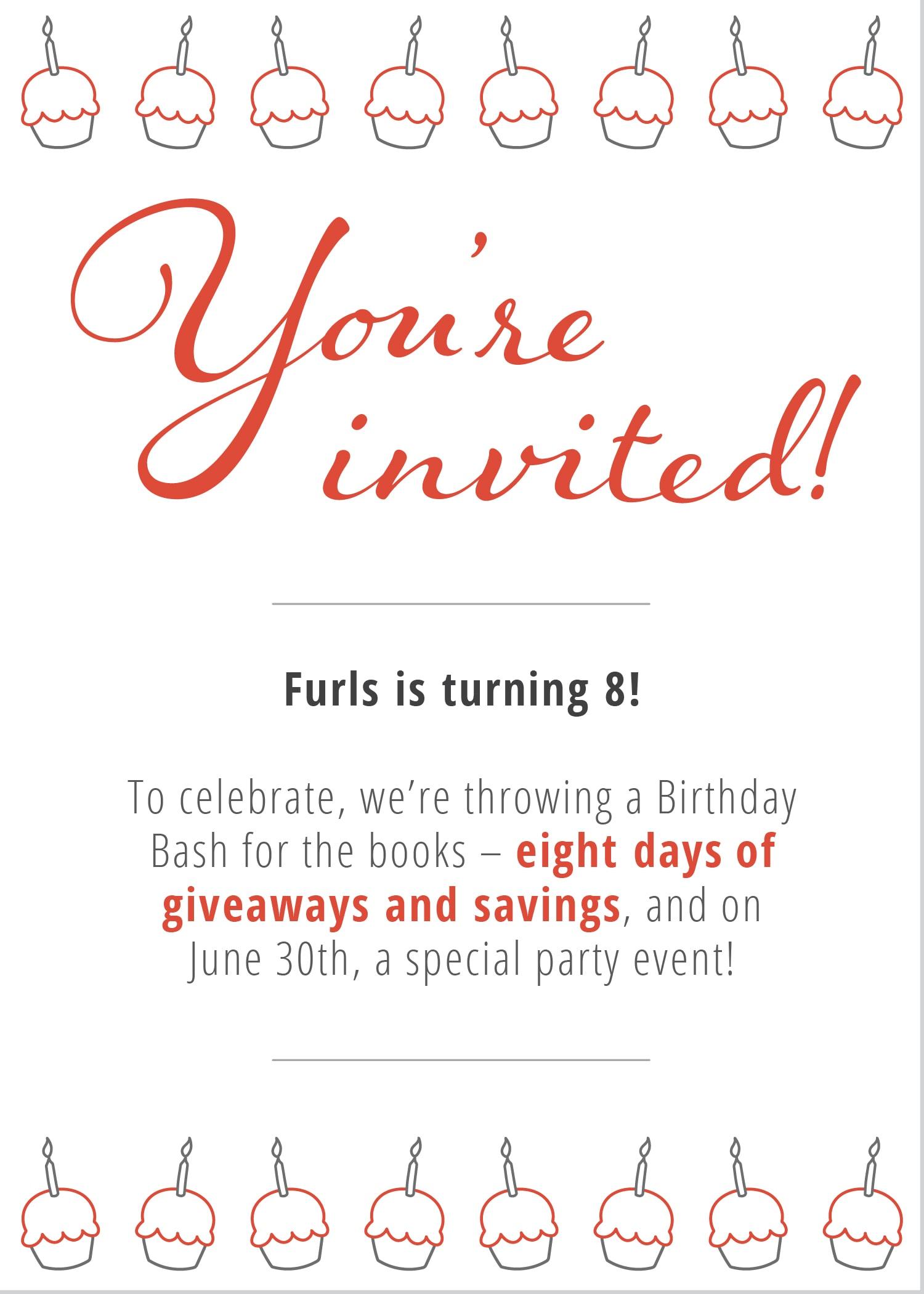 Furls Birthday Bash!