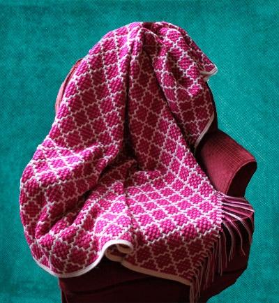 Textured Tiles Afghan ePattern by ShadyLane Original Crochet Designs