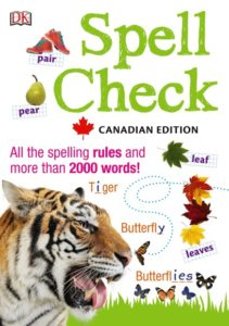 Spell Check Cover Image DK Canada Book Review