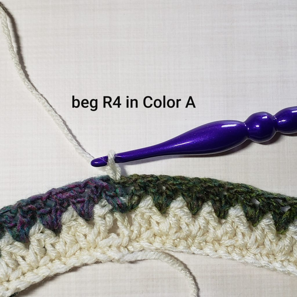 Agnes Infinity Cowl 12 Tutorial