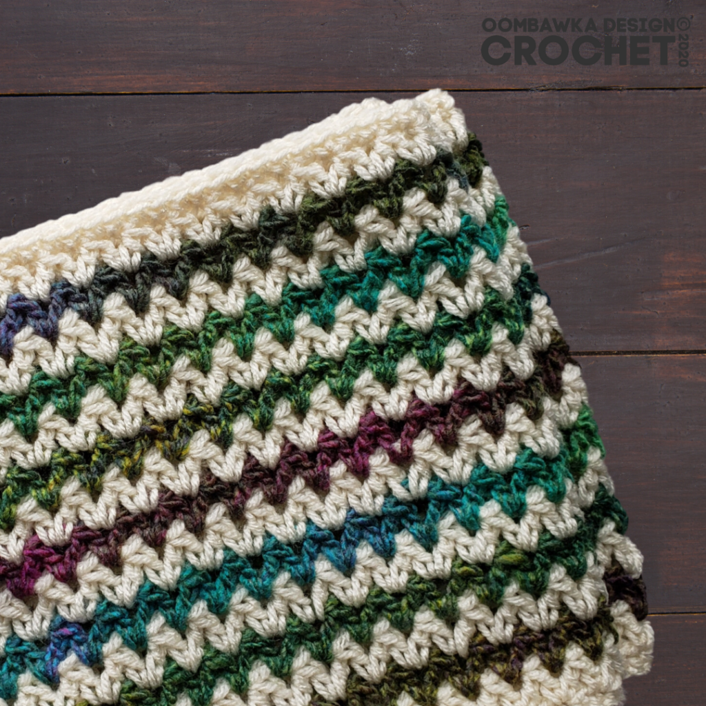 Agnes Infinity Cowl Pattern ODC