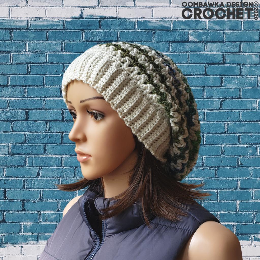 Agnes Slouch Hat by Rhondda Mol