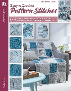Book Review 63 Easy to Crochet Pattern Stitches from Leisure Arts