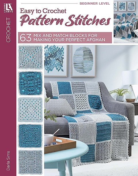 63 Easy-to-Crochet Pattern Stitches