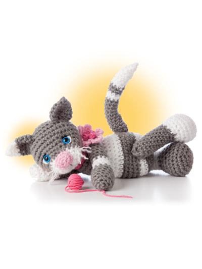Cat - Animal Amigurumi by Teri Crews Annie's Craft Store