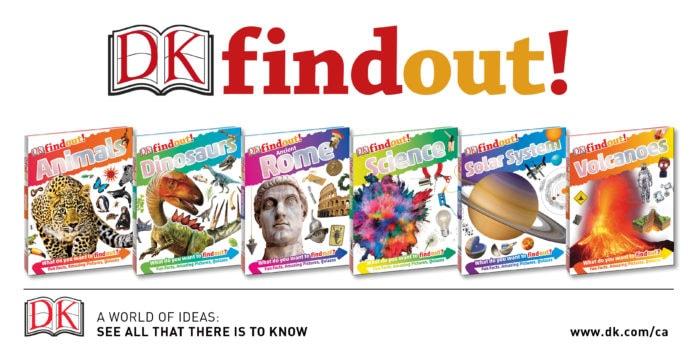 DKFindOut Books!