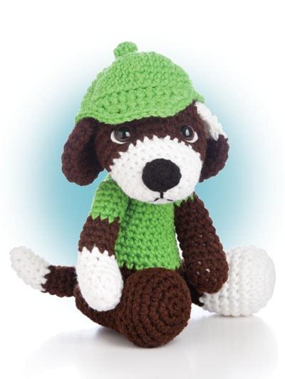 Dog Animal Amigurumi by Teri Crews Annie's Craft Store